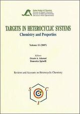 Targets in Heterocyclic Systems: Volume 11 (Reviews and Accounts on Heterocyclic