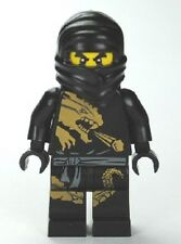 LEGO 2509 - NINJAGO - Cole DX - Dragon Suit - MINI FIG / MINI FIGURE