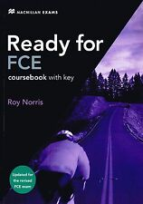 Macmillan Exams READY FOR FCE Coursebook / Student's Book w Key | Roy Norris NEW