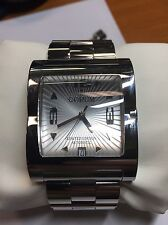 Corum Severus Bubble Limited Edition Stainless Steel Square Unisex Watch