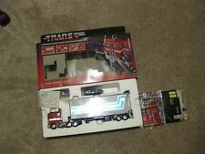 OPTIMUS PRIME #5 MAIL ORDER VERSION GEM MINT ORIGINAL G1 VINTAGE TRANSFORMER!