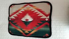 Vintage Beacon Blanket  OMBRE SOUTHWEST Deco Camp Trade Pillow Covers x2 Cotton