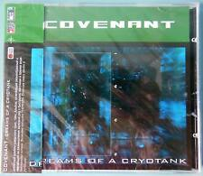 Covenant - Dreams Of A Cryotank CD NEW RUSSIAN REISSUE WITH OBI