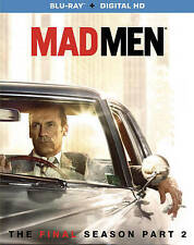 Mad Men: The Final Season, Part 2 [Blu-ray + Digital HD] DVD, Aaron Stanton, Kie