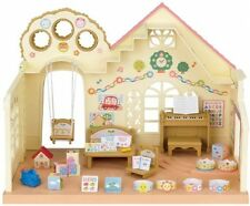 Sylvanian Families Forest Nursery 30 Pieces Set Imaginative Role Play Toy