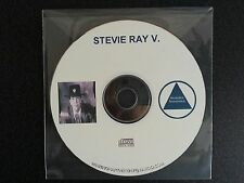 STEVIE RAY VAUGHAN SPEAKER AA CD AUDIO ALCOHOLICS ANONYMOUS