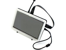 7inch HDMI LCD (B) Rev.2.1 Raspberry Pi Capacitive Touch LCD Display Module+Case