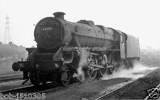 Steam Railway Photo:  44990 Ex LMS  5MT @ LEEDS  60