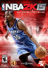 NBA 2K15 PC Brand New Sealed