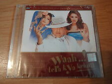 WAAH TERA KYA KEHNA ~ Bollywood soundtrack Hindi CD ~ new & sealed ~ jatin lalit