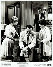 "1967 Vintage Photo cast of ""The Odd Couple"" movie Shelley Evans Lemmon Matthau"
