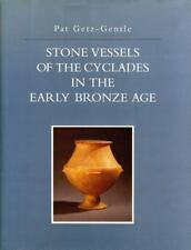 Stone Vessels of the Cyclades in the Early Bronze Age-ExLibrary