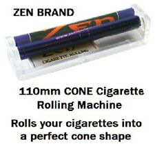 110mm Zen CONE ROLLER Cigarette Rolling Machine - Rolls your smokes into a Cone!