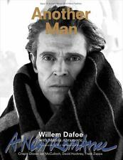 ANOTHER MAN #15 WILLEM DAFOE Ian McCulloch CRISPIN GLOVER Marina Abramovic @EXCL