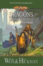 Dragons of Spring Dawning (Dragonlance Chronicles, Vol. 3) Margaret Weis, Tracy