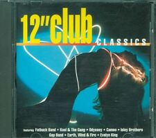 12'' Club Classics – The Gap Band/Lonnie Liston Smith/Earth Wind & Fire Cd VG