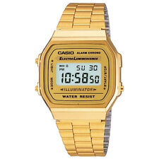 SALE Casio Classic Digital Watch » A168WG-9W iloveporkie #COD