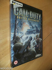 Call of duty: united offensive PACK D'EXTENSION JEU PC