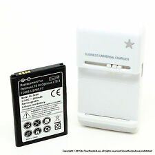 2800mAh Battery for LG F7 260S US780 BL-54SH Dock Charger