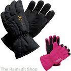 REGATTA KIDS WATERPROOF ARLIE GLOVES CHILDS BOY GIRL 4-13 YEARS PINK OR BLACK