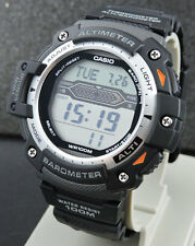 CASIO Outdoor Twinsensor Barometer Thermometer SGW-300H-1AVER