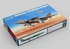 Trumpeter 01663 1/72 Chinese J-20 Mighty Dragon