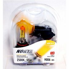 Nokya Hyper Yellow 9006 Headlight Fog Light Bulb 2500K Stage 1