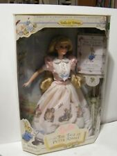 1997 Barbie and the Tale of Peter Rabbit Collector Edition New in Box