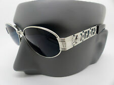 Occhiali da sole VERSACE Gianni MOD s44 col 26m VINTAGE GENUINE NEW OLD STOCK