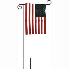 "12x18 USA US America American Sleeved w/ Garden Stand 12""x18"" Flag"