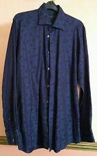 """Superb Duchamp Men's Long Sleeve Shirt Size 15.5"""""""