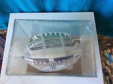 NEW NFL DALLAS COWBOYS TEXAS STADIUM UNFORGETTABALLS FOOTBALL - COLLECTOR ITEM