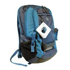 """NEW Dell Blue Energy Notebook Laptop Backpack Bag - Fits Up To 17.3""""  KXD37"""