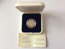 Coffret d'une médaille CIAO LIRA 2002  Italie (voir descrip.)