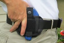 Holster for the S&W BODYGUARD 380 Thin Lay-Flat Belt Concealed Carry Design Ambi