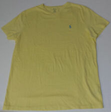 NWT Polo by Ralph Lauren S/S Corn Yellow Basic T-Shirt    Large     L1483