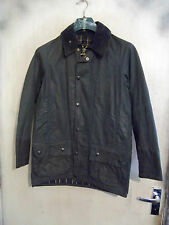 VINTAGE BARBOUR BEAUFORT WAXED JACKET SIZE C34 86CM  XS MAN OR WOMAN