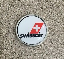 Swissair Swiss   airlines Logo Pin Badge Check My Store List ✈️✈️✈️✈️✈️