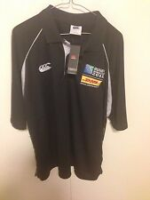 NEW 2011 Rugby World Cup Short Sleeve Winger Polo Shirt Size Extra Large