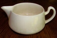 VINTAGE ORIGINAL HOMER LAUGHLIN USA HANDLED CREAMER: L 39 N 6