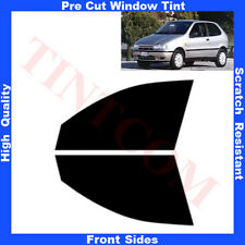 Pellicola Oscurante Vetri Auto Anteriori per Fiat Palio 3P 1996- 2002 da 5% a70%