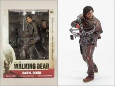 "THE WALKING DEAD (TV) - DARYL DIXON 10"" SURVIVOR EDITION deluxe figure McFarlane"