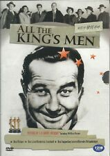 ALL THE KING'S MAN NEW  DVD