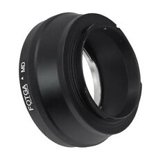 FOTGA Minolta MD Lens To Sony E-Mount NEX-3 NEX5 NEX-7 EX-5N NEX-5C Adapter Ring
