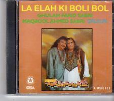 (FD963) La Elah Ki Boli Bol - 1994 sealed CD