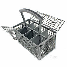 Cutlery Basket for MIELE Dishwasher Plastic Separator Cage Tray Lid & Handle