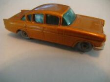 Matchbox Regular Wheel 22B Gold Vauxhall Cresta SPW
