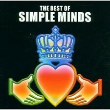 "SIMPLE MINDS ""BEST OF"" 2 CD NEU"