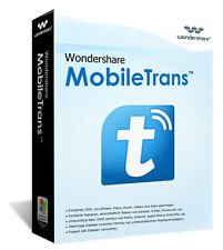 Wondershare MobileTrans 7.5 iTransfer lifetime Vollversion  ESD Download