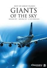 Best Of Great Planes - Giants Of The Sky (DVD, 2009)